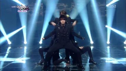 [131025] Shinee - Everybody @ Music Bank