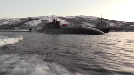 Russia: Nuclear sub Pskov back in action after successful repair job