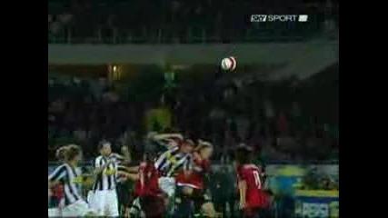 Juventus 3 - 2 Milan