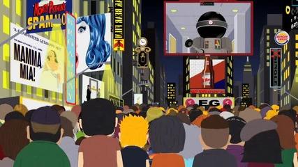 South Park - Funnybot / S15 Ep02 / Нецензуриран