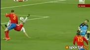 Испания 0 - 1 Швейцария