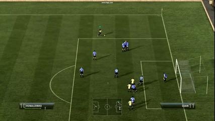 Like Juninho vs Barcelona