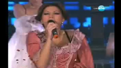 X Factor Bulgaria Alexandra Rumour has it and Someone like you 29.11.2011
