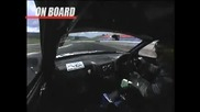 Ken Nomura drifting! Blitz Uras Er34 Skyline