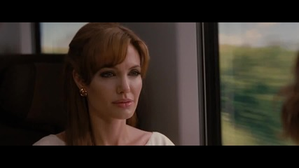 The Tourist - The train scene