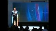 Представиха олимпийския факел за Игрите в Сочи