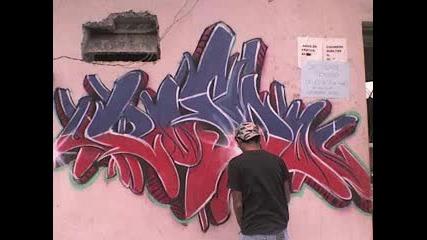 Kosmok Cm Graffiti