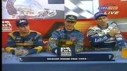 Schumacher Show - Г П на Белгия 1995 - Част 6 [ 6 ]