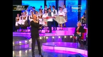 Ivana Selakov - Robinja - (Live) - (TV Happy 2013)