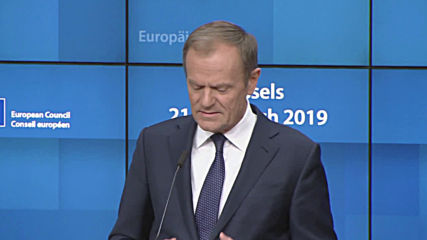 Belgium: All Brexit options still on table, says Tusk