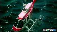 Акула сваля хиликоптер !