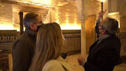12th century Hammam discovered during Seville bar renovation