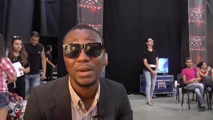 X Factor зад кулисите - Още една причина да харесаме Стивън