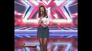 X-factor България..съгражданка на Мария Илиева подлуди публиката