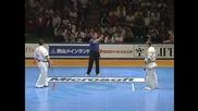 Tsukagoshi vs. Dimitrov 9 World Karate Championship Semifinal1