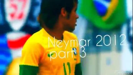 Neymar 2012 Skills - (part 3)