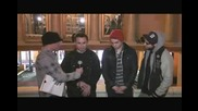 Paramore Jeremy Taylor Josh Interview in Detroit