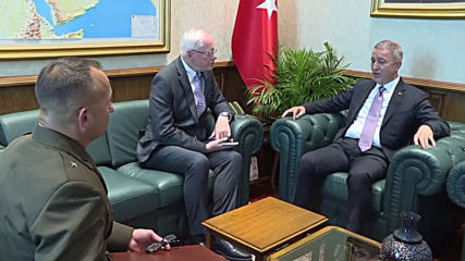 Turkey: US Syria envoy James Jeffrey arrives in Ankara for talks