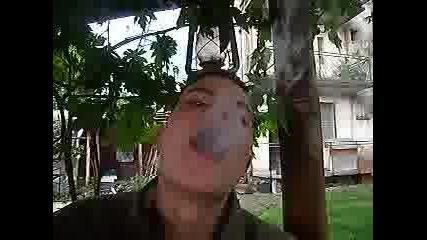Пушене На Наргeле
