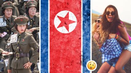 Презервативи, превръзки, елхи... Най-странните неща, забранени в Северна Корея