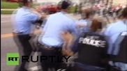 САЩ:Ярост обвзе Сейнт Луйс след като още един чернокож младеж бе застрелян