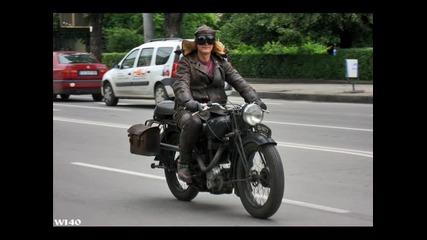Мотора на стария рокер Васко Кръпката