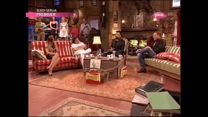 Aca Lukas - Ami G Show - (TV Pink 2014)