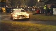 Lancia Delta S4 - Lombard Rac Rally 1985