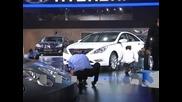 Луксозни SUV модели показаха на автосалон в Китай