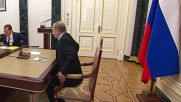 Russia: Putin meets Russian Security Council ahead of NATO summit