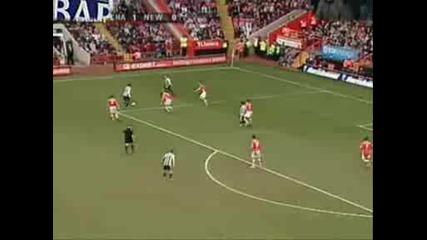 Newcastle United Season 2005 - 2006