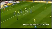 Хофенхайм - Борусия Дортмунд 1 - 0