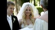 avril lavigne wedding and photosesia
