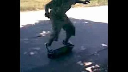 Skate - Railflip