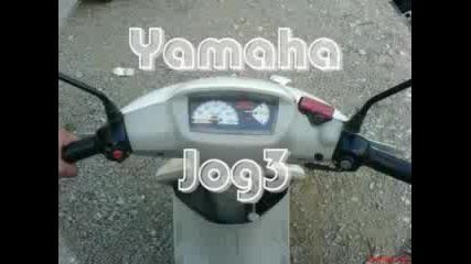 Yamaha - Скутер