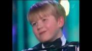 Максим Токаев - малък акордеонист виртуоз