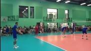 Волейболните национали загубиха от Русия в последната си контрола преди Oлимпиадата