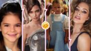 Джиджи Хадид, Кендъл Дженър, Жизел... как са изглеждали супермоделите като деца?