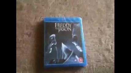 Якият филм Фреди срещу Джейсън (2003) на Blu - Ray