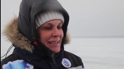 Russia: 'World's deepest' under-ice dive completed in White Sea