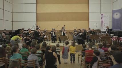 3.Приказка за Кларинет: Е. Берлиоз - Фантастична симфония