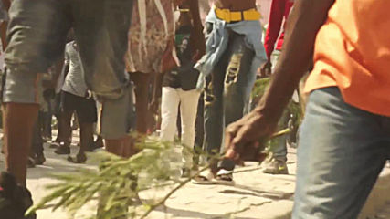 Haiti: Violent clashes as protesters slam visit of UN US envoy