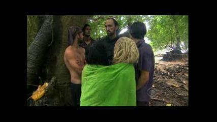 Survivor Samoa - сезон 19 - епизод 6 (част 1/2) This is the man test