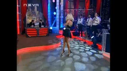 ! Андреа изпя своята песен - С теб да бъдем пак
