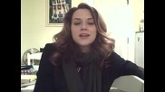 One Tree Hill A Message from Hilarie Burton about Season 7
