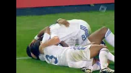 Chelsea - Barcelona (Frank Lampard)