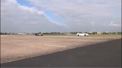Bugatti Veyron vs Bmw M3
