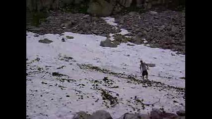 Лятно пързаляне на сняг - 18.07.2009г.