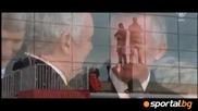 """Откриха статуята на сър Алекс пред """" Олд Трафорд """""""