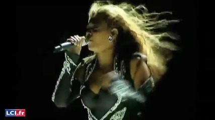 Beyonce - Halo Altanta - Tribute to Michael Jackson